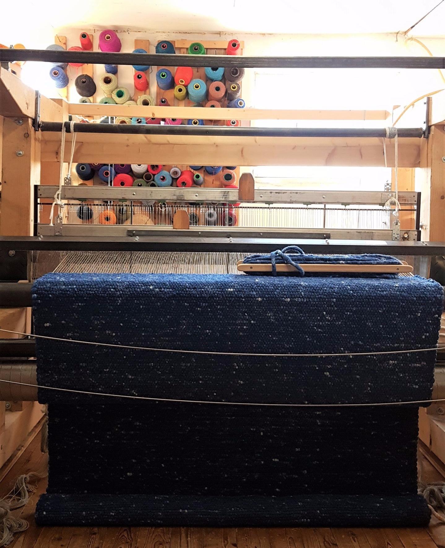 Handwebteppich aus dem Hause Hechenberger