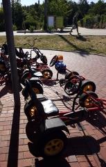 Kettcar-Fuhrpark